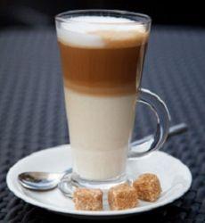 как приготовить кофе латте
