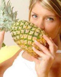 Как выбрать правильно спелый ананас