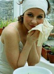 Как вылечить аллергию на лице
