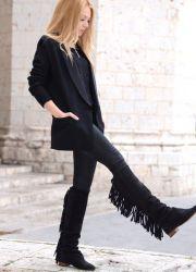 какая обувь в моде осенью 2013