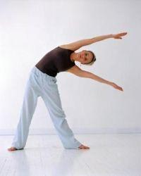 Комплекс утренней гимнастики для женщин