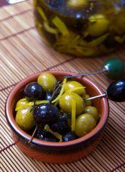 Консервированные оливки полезные свойства