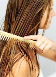 Маска для волос миндальное масло