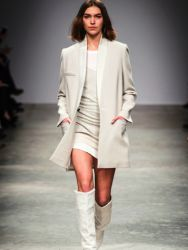 Пальто мода весна 2015