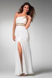 Белые платья в греческом стиле