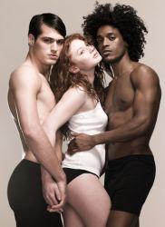Секс на стороне с двумя мужиками