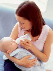 Смеси для новорожденных