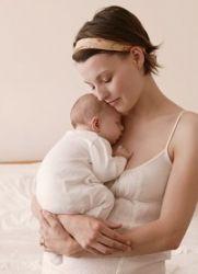 Срыгивание у новорожденных с кровью