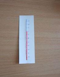 Термометр для 2 класса сделать своими руками