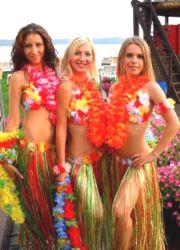 Гавайские костюмы своими руками 719