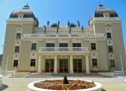 Македонский Национальный театр
