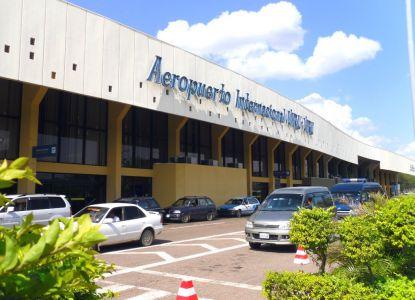 Аэропорт в Санта-Крус