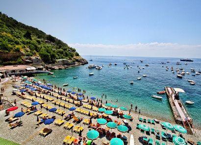 Пляжи сорренто италия 19