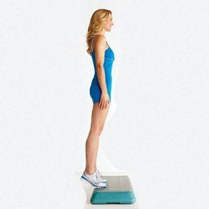 Физ упражнения для похудения ног