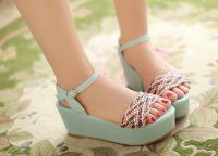 обувь на платформе 2015 7