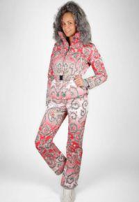 зимние комплекты для женщин куртка и брюки5