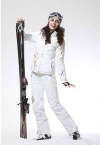 зимние комплекты для женщин куртка и брюки6