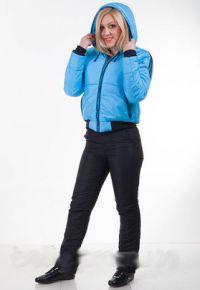 зимние комплекты для женщин куртка и брюки8