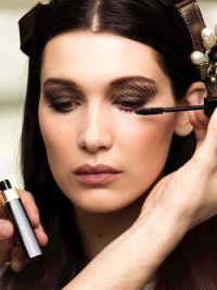Осенняя коллекция макияжа Шанель 2016 6