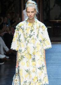 платье с лимонами дольче габбана 3
