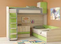 Двухэтажная кровать13