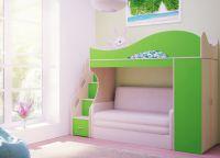 Двухэтажная кровать18