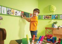 Как украсить детскую комнату своими руками11