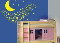 Как украсить детскую комнату своими руками12