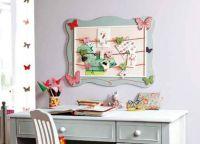 Как украсить детскую комнату своими руками3