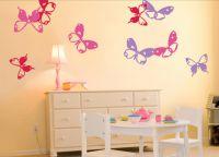 Как украсить детскую комнату своими руками4
