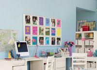 Как украсить детскую комнату своими руками5