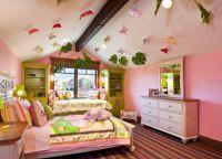 Как украсить детскую комнату своими руками7