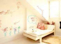 Как украсить детскую комнату своими руками8