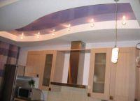Красивые потолки из гипсокартона10