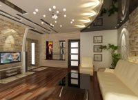 Красивые потолки из гипсокартона2