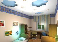 Красивые потолки из гипсокартона8