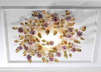 люстры в стиле флористика 3