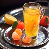 Компот из мандаринов – рецепт