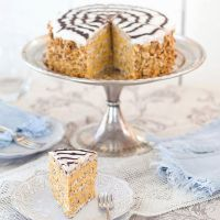 Торт Эстерхази классический рецепт