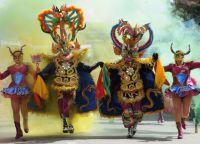 Карнавал в Оруро