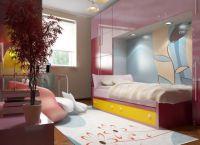Дизайн подростковой комнаты1