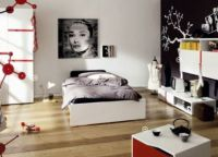 Дизайн подростковой комнаты3