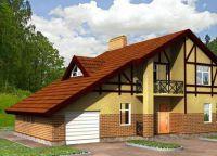 Двускатная крыша9