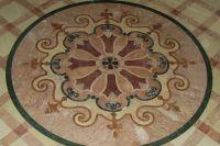 Мраморная мозаика8