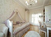 Спальня в классическом стиле10