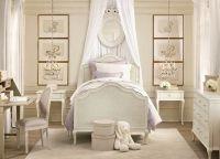 Спальня в классическом стиле11