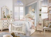 Спальня в классическом стиле13