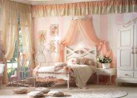 Спальня в классическом стиле16
