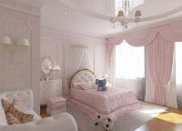 Спальня в классическом стиле17