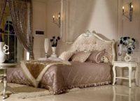 Спальня в классическом стиле2